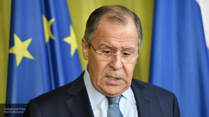 Лавров назвал «некорректными» слова французского коллеги обизоляции Российской Федерации