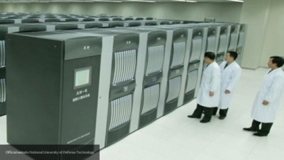 В КНР создадут самообучающиеся процессор стоимостью 1,4 млн долларов