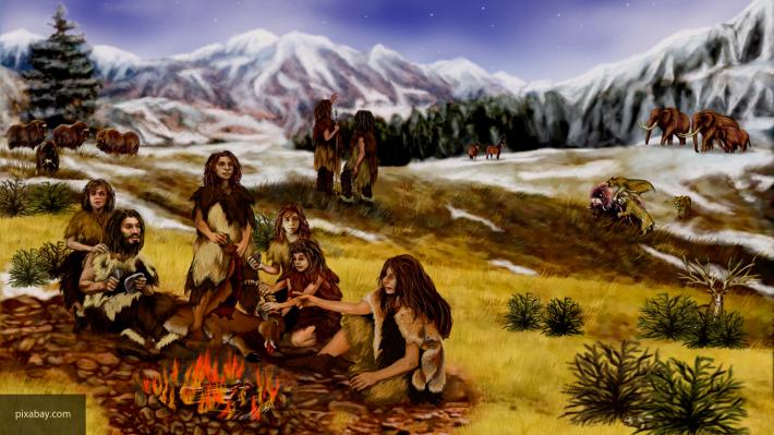 Ученые: Каннибализм старинных людей носил ритуальный характер