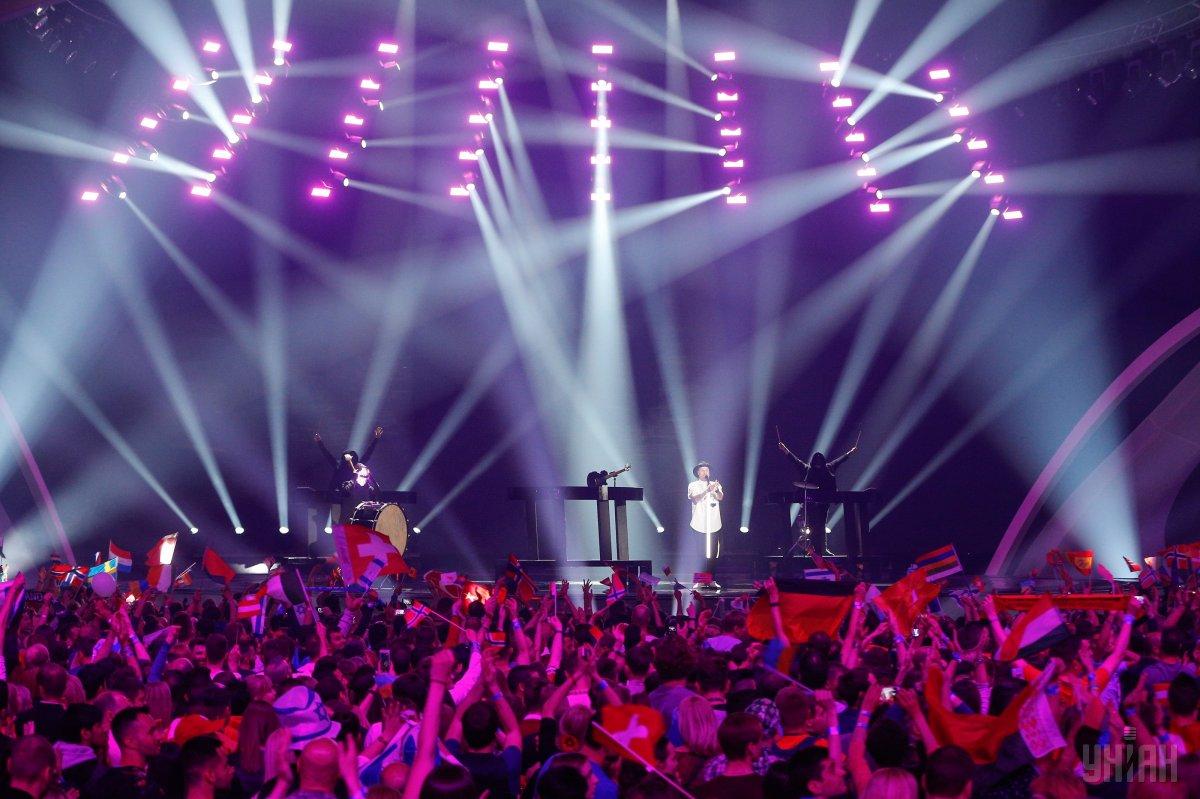 Участник «Евровидения» отБолгарии из столицы пообещал вслучае триумфа разбить награду