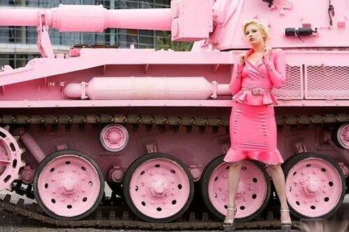 Розовый цвет на самом деле не существует