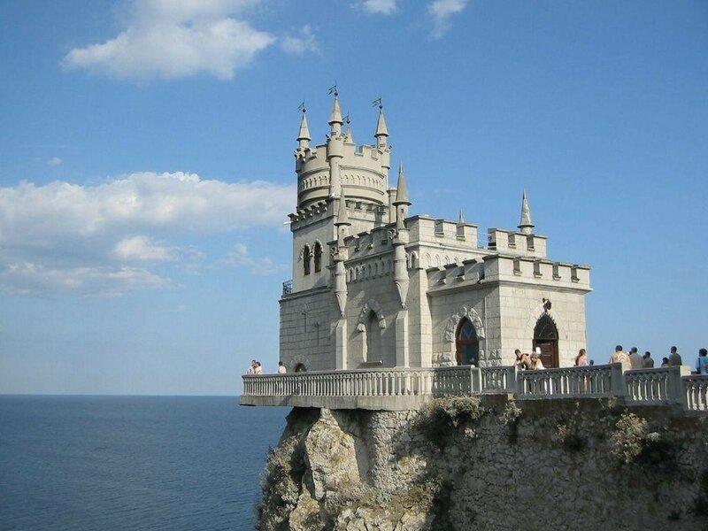 Крым (полуостров на юге Украины)