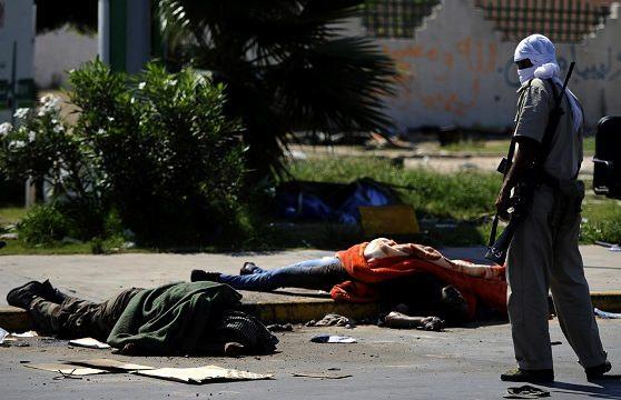 Столица Ливии снова стала ареной боев