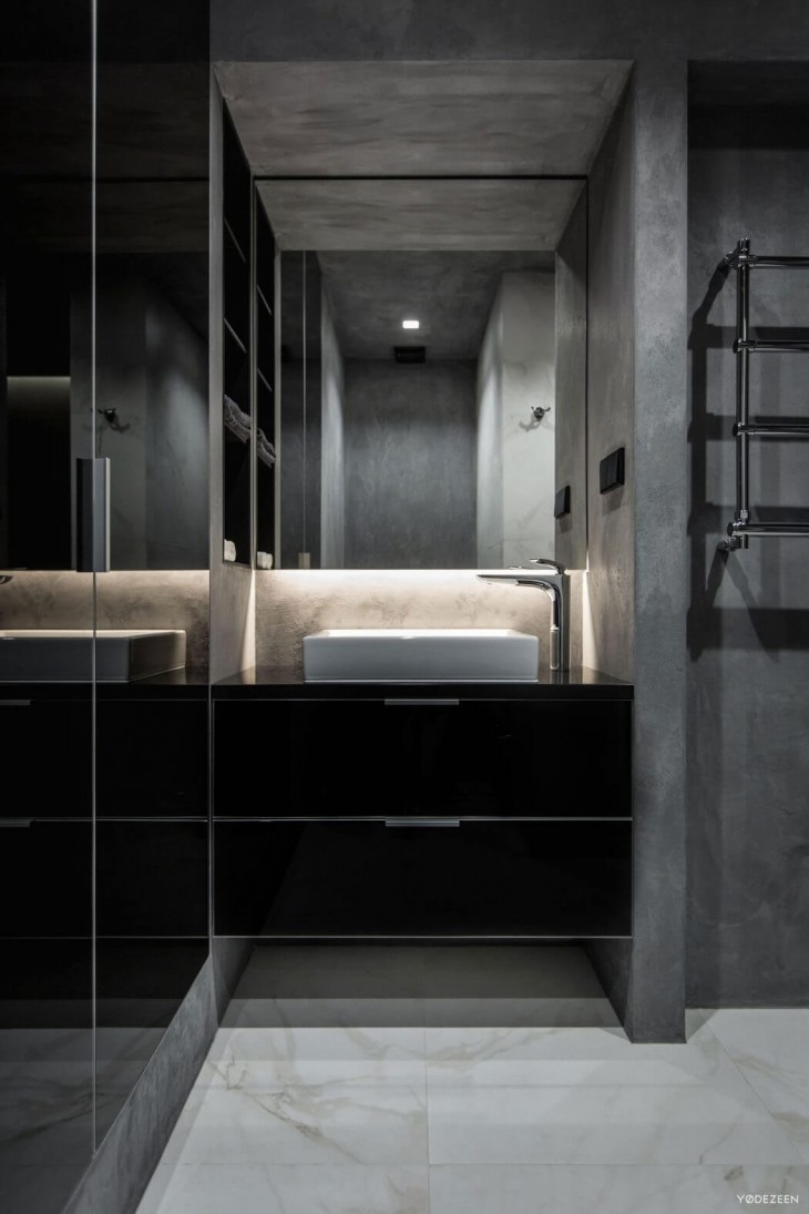 Kiev Apartment by Yodezeen