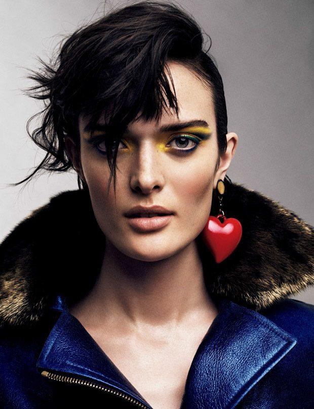 Time To Party: Hoyeon Jung & Sam Rollinson Star in Vogue Japan