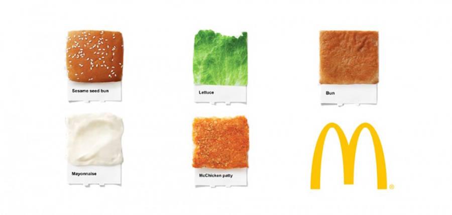 McDonald's Pantone Project