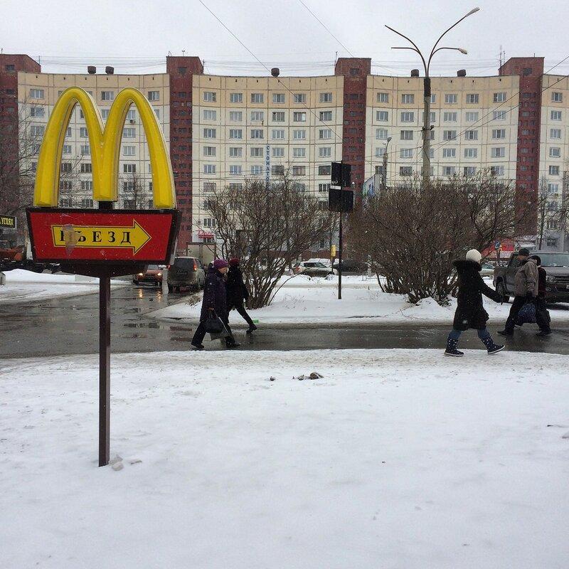 Вокруг Комсомольского проспекта