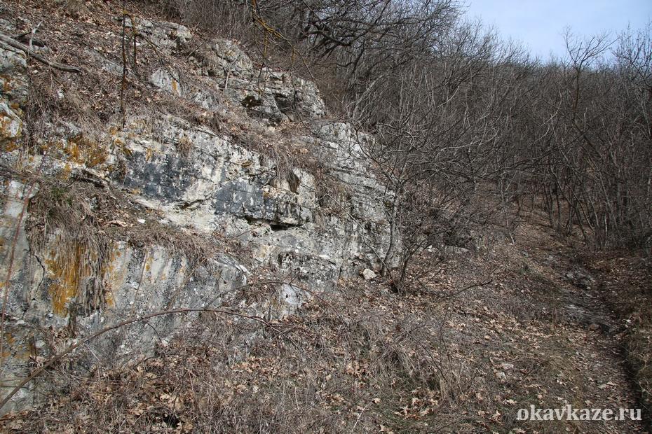 скалы Машука
