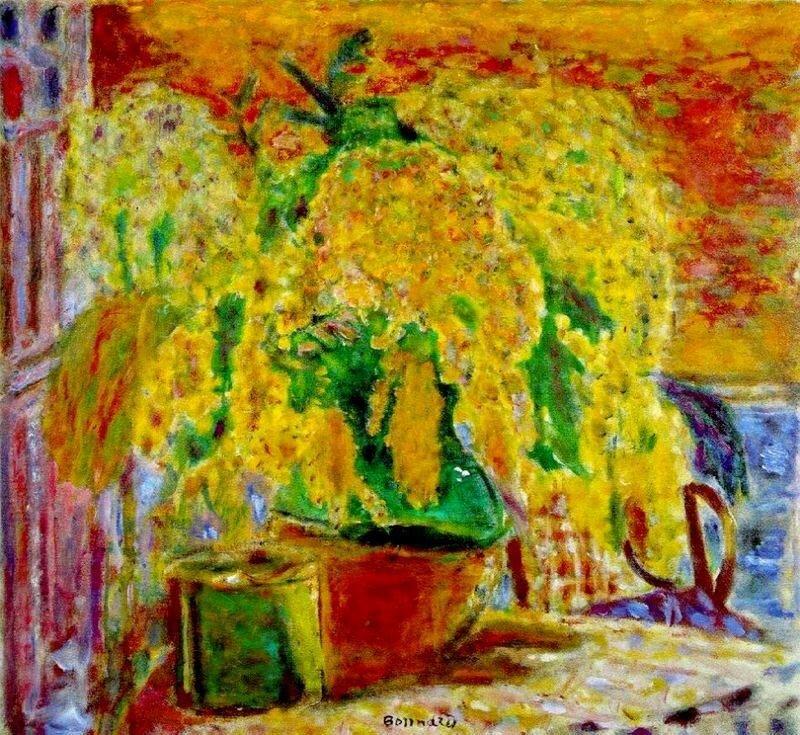 Pierre Bonnard Mimosa 1915 г..jpg