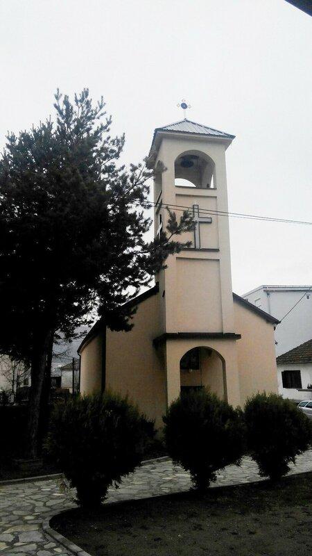 Косово, Косовска Каменица, церковь