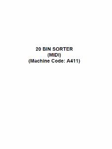 service - Инструкции (Service Manual, UM, PC) фирмы Ricoh - Страница 7 0_137d80_dba7122b_orig