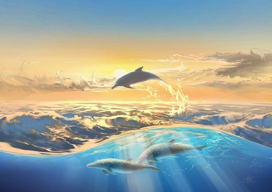 Stunning Digital Art by Alexander Rommel