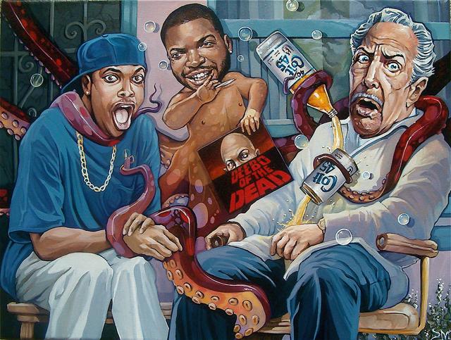 Dave MacDowell Art