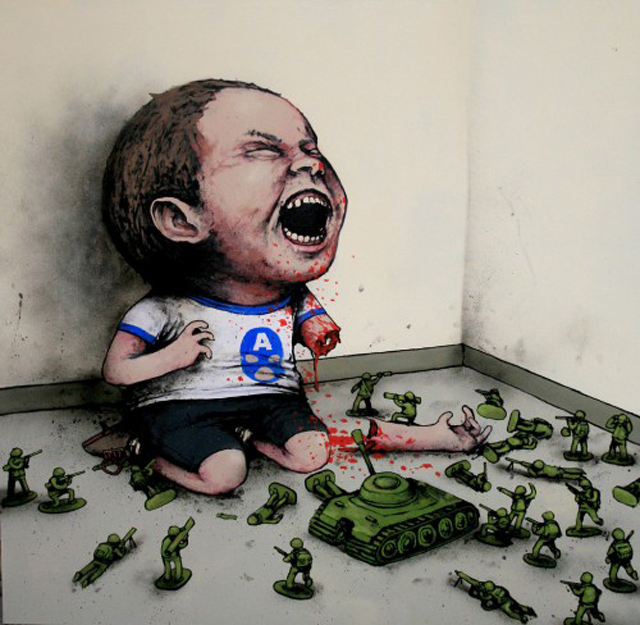 Dran - The French Banksy