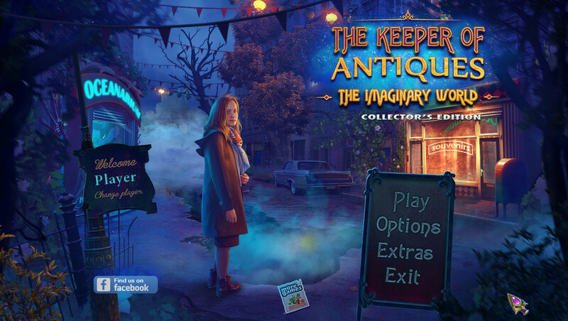 The Keeper of Antiques: The Imaginary World CE