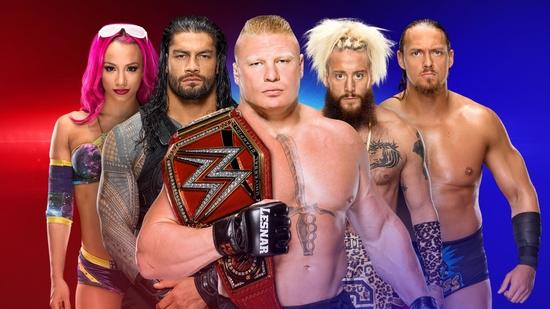 Post image of WWE Monday Night RAW 10.04.2017