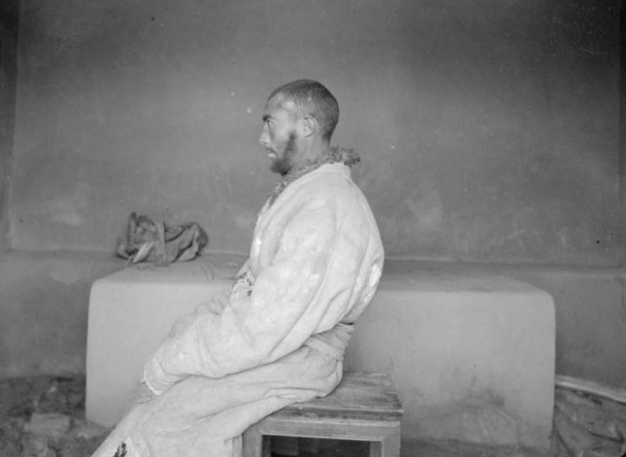 Киргиз Тохта (20 лет). Каргалык