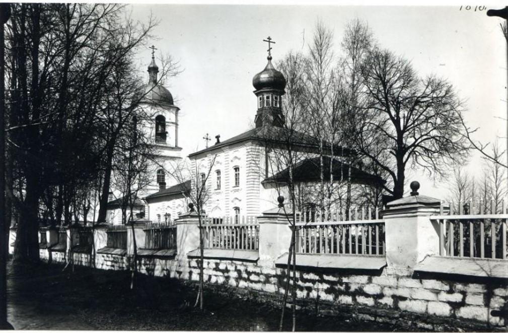 Тосно. Церковь Казанской иконы Божией Матери