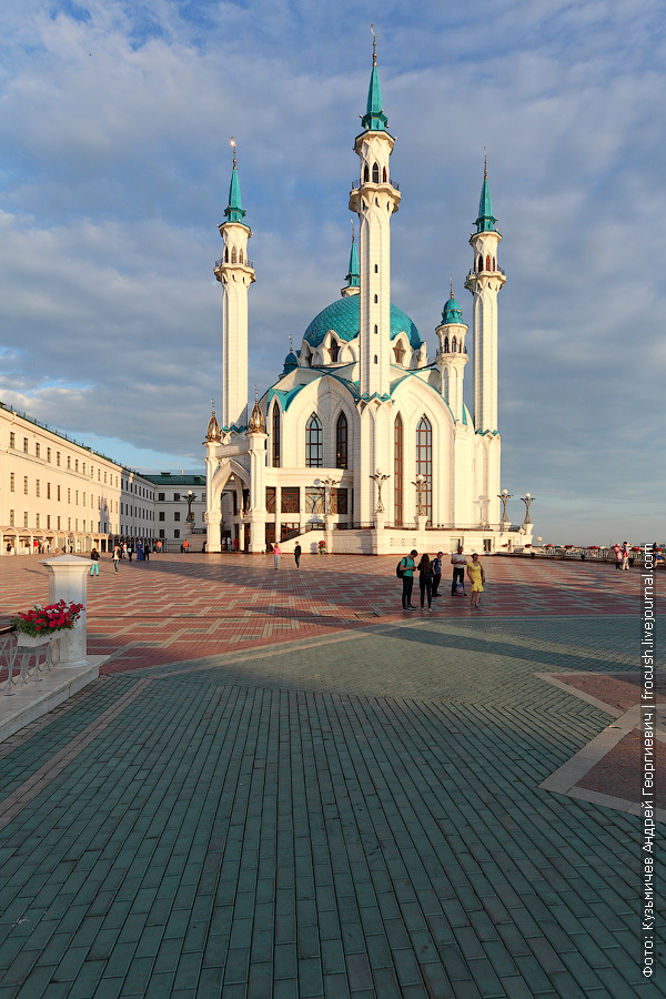 фото Мечеть Кул-Шариф