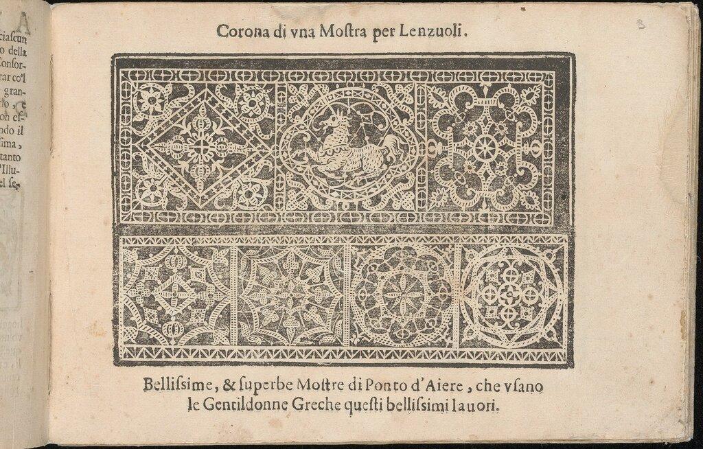 Corona delle Nobile et Virtuose Donne, Libro Terzo