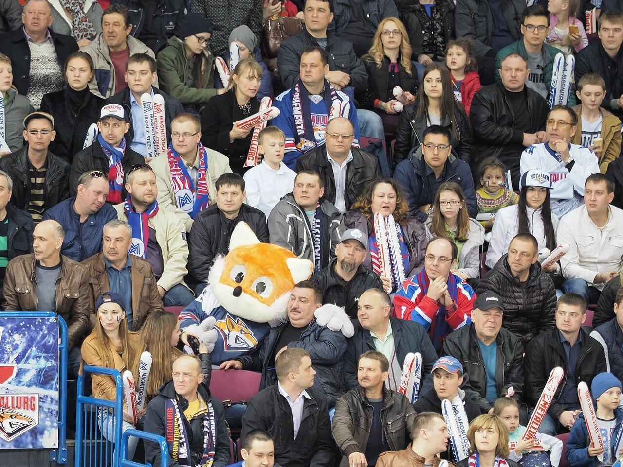 48Плей-офф 2016 Финал Металлург - ЦСКА 11.04.2016