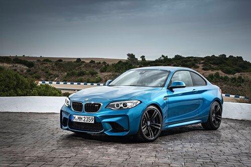 Новые BMW M5 будут оснащены полным приводом