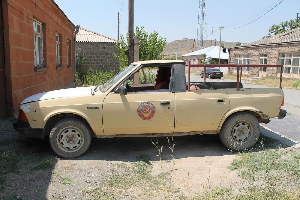 Автонаследие СССР в  Армении
