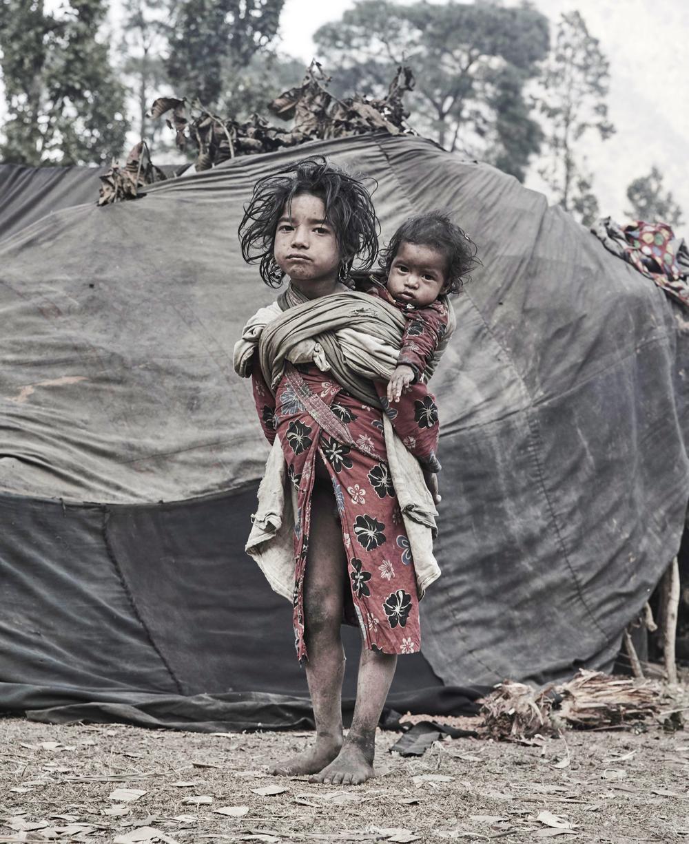 Последнее племя кочевников Непала