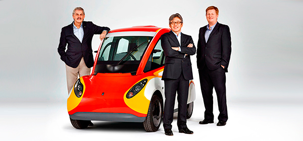Новой разработкой Shell стал сверхэкономичный автомобиль