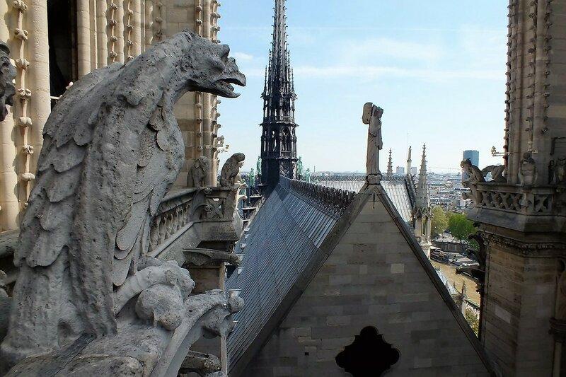 Каким был Собор Парижской Богоматери и каким он стал после пожара
