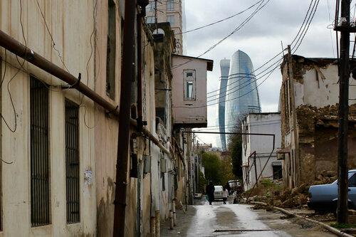 лицо Баку