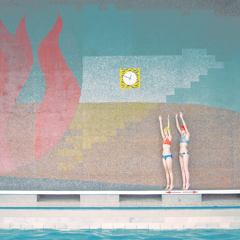 Swimming pool / Бассейн