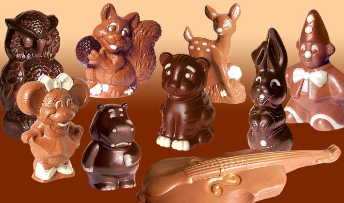 Всемирный день шоколада. С праздником