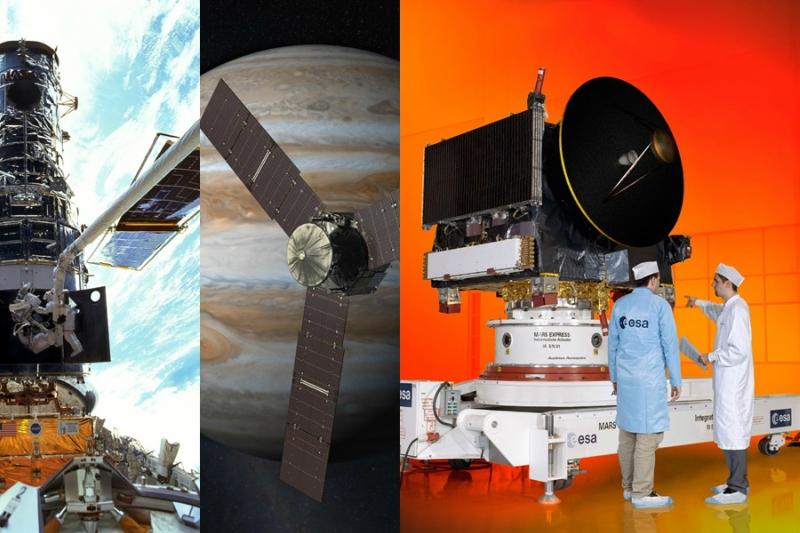 Какие роботы изучают космос: пост ко Всемирному дню космонавтики
