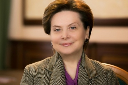 Наталья Комарова вошла всостав государственного  совета позащите прав женщин
