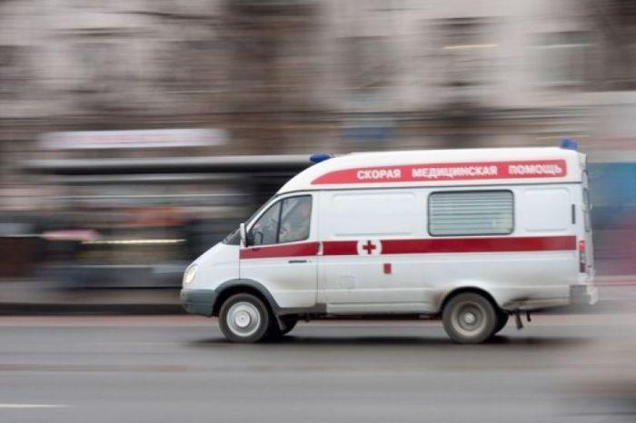 НаСахалине 5 человек погибли врезультате дорожного происшествия  фургонов  искорой