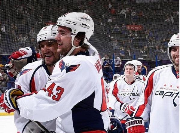 Овечкин набрал 1000 очков в регулярных чемпионатах НХЛ