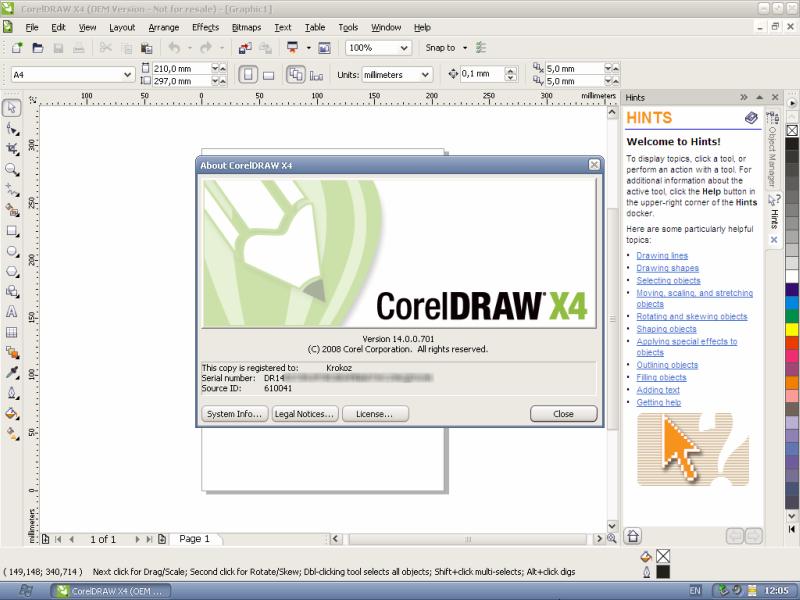 Corel DRAW X4 с нуля! Полный обучающий курс, книга и видеоуроки