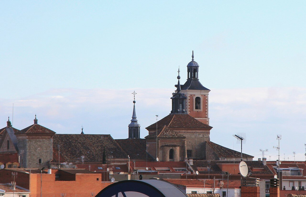 Вальдеморо. Церковь Успения Пресвятой богородицы (Parroquia de la Asunción de Nuestra Señora)