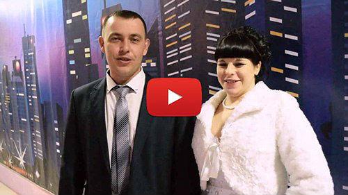 Видеоотзыв о работе свадебного ведущего Павла Июльского