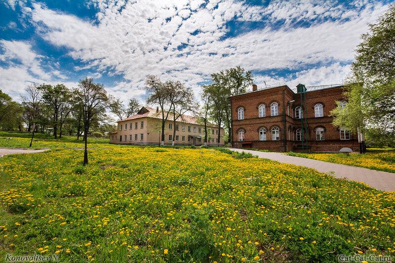 Общежитие, Ульяновское училище культуры