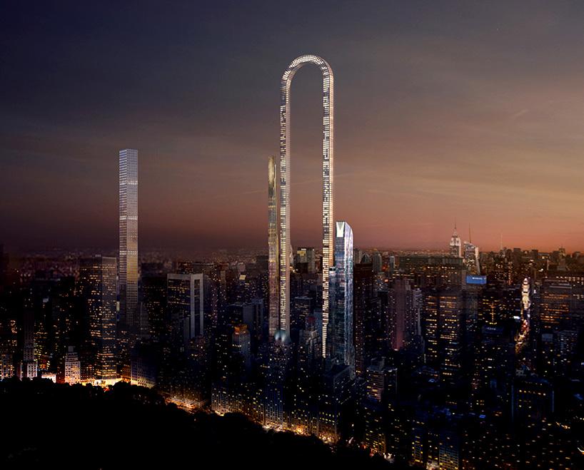 Big Bend - самое длинное здание в мире