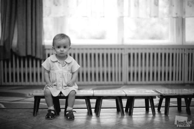 © Nastya Sokolova  Первый курс, зима. Мне как активисту предложили побыть Дедом Морозом вдетд