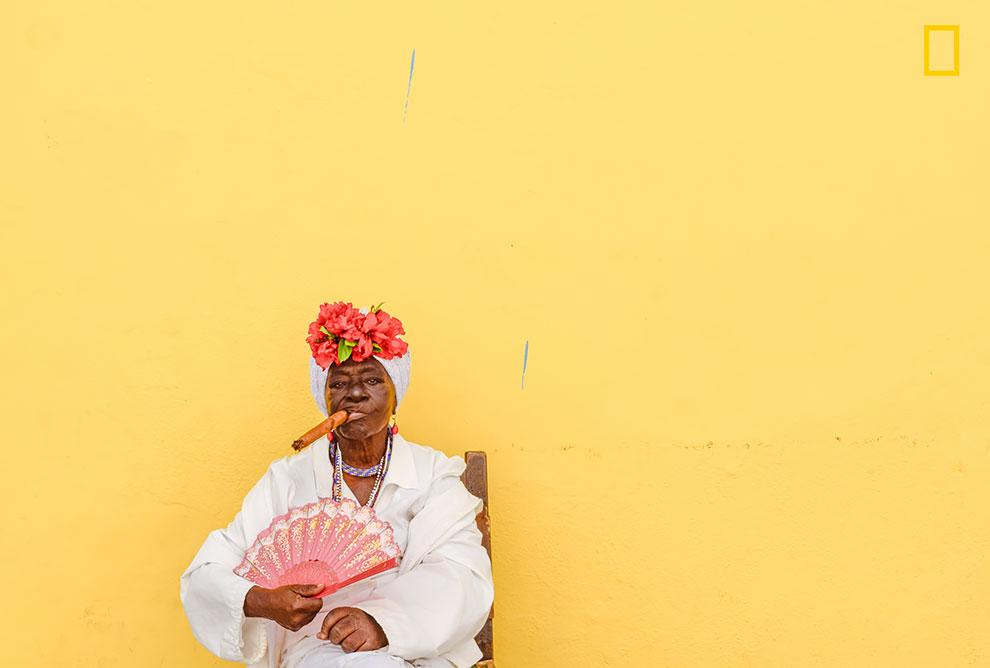 «Леди Гавана». Лорен Бридлав: «Во время недавней поездки на Кубу я гулял по Старой Гаване и заметил