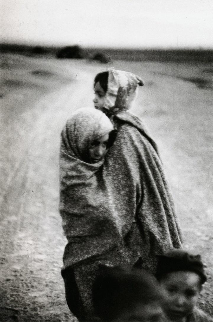 Неподалеку от турецкой границы, Иран, 1955 год.