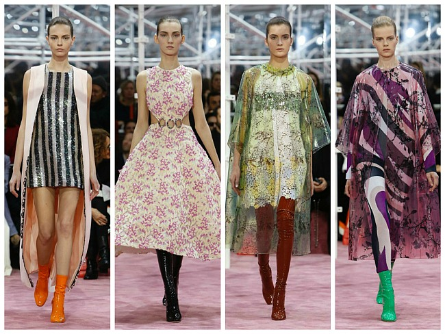Dior haute couture весна-лето 2015 (18 фото)