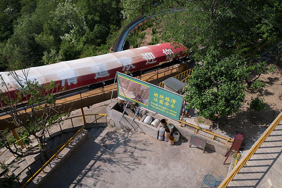 Великая Китайская стена, Мутяньюй, Китай.