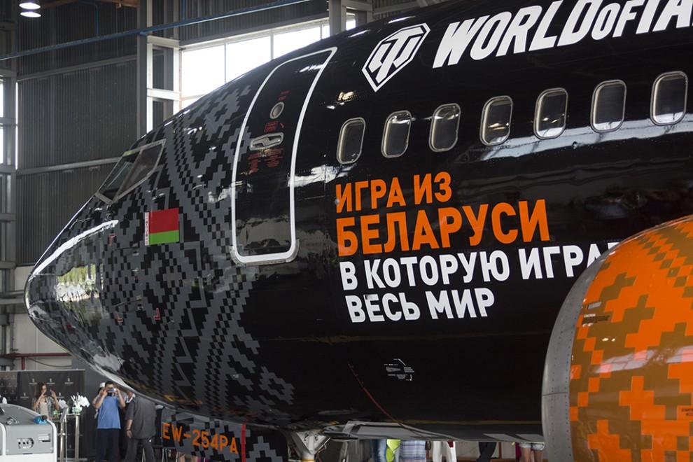 В Беларуси «танки» полетели