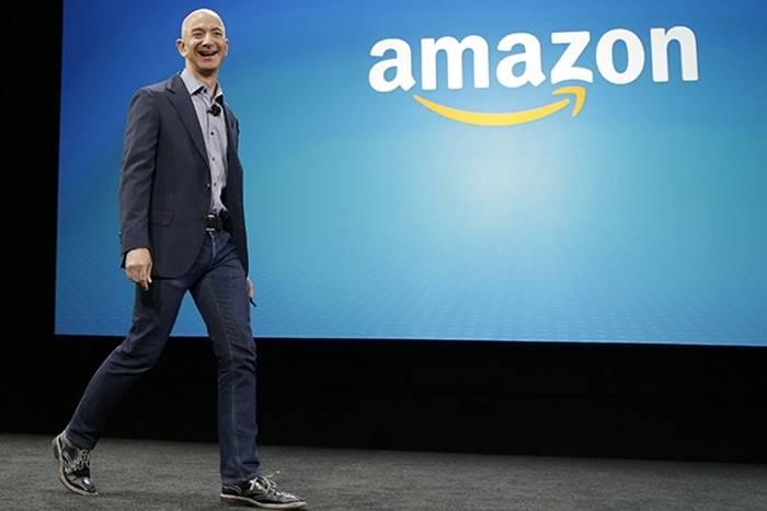 3. Джефф Безос Состояние 34,8 миллиардов долларов Хотя прошлый год для основателя Amazon был несколь