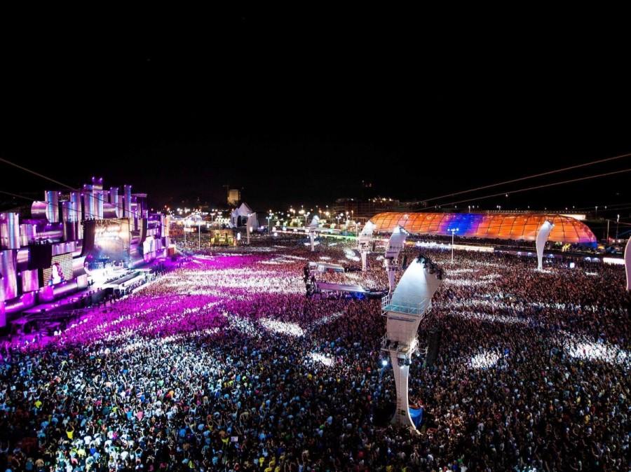 27. Изначально музыкальный фестиваль Rock in Rio проводился в Бразилии, но затем он стал крупнейшим